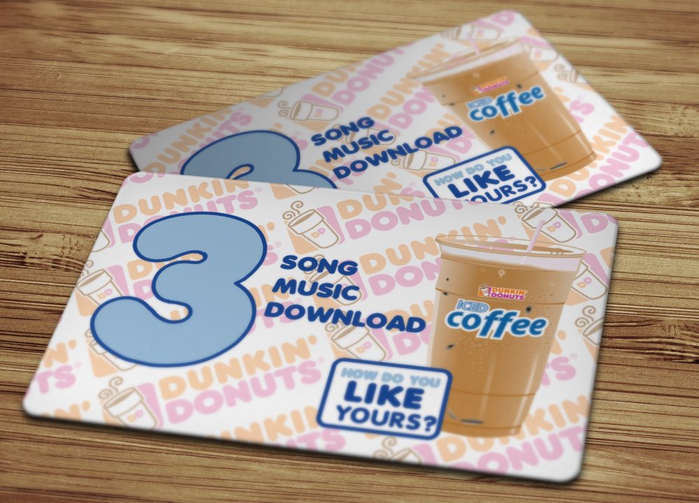 marketing case study on dunkins donut Customers of dunkin donuts are the millennial and middle age.